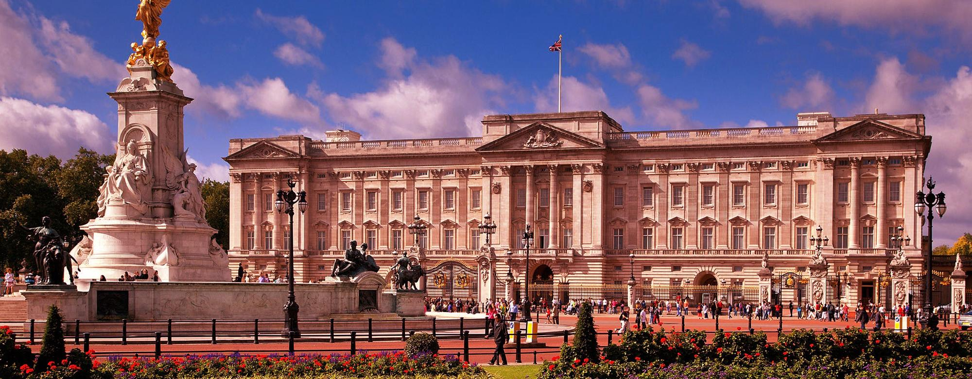 Buckingham Palace Exterior