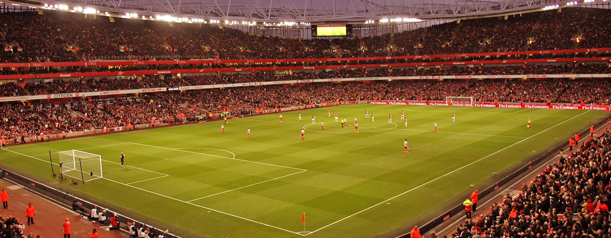 Emirates Football Match