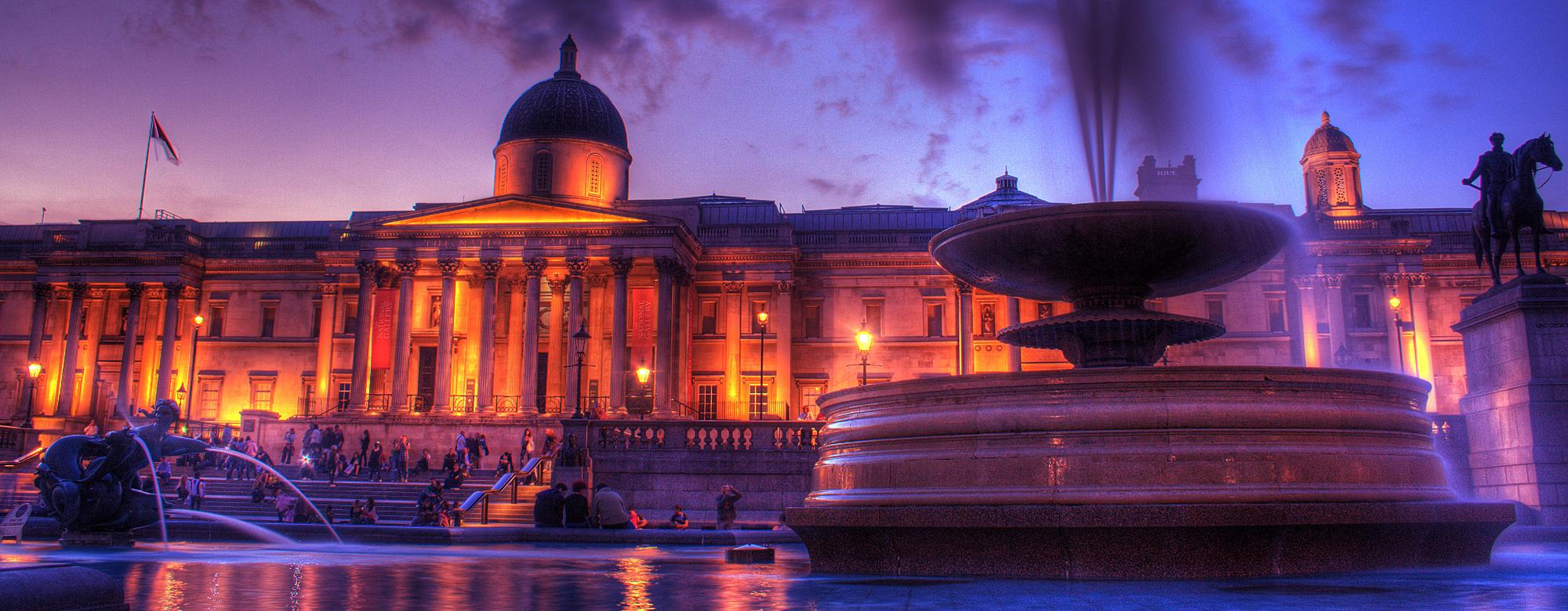 National Gallery London Exterior