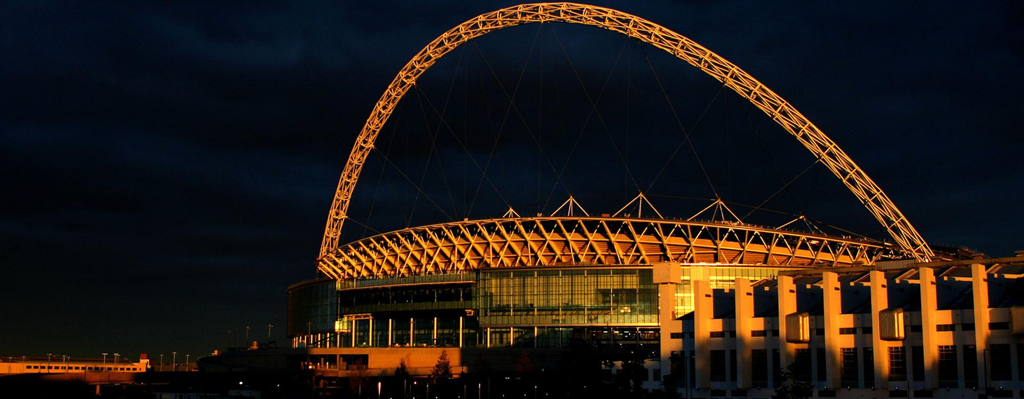Wembley Stadium Exterior