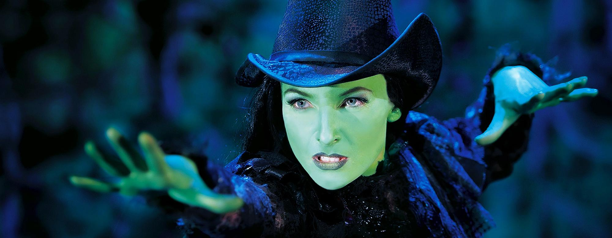 Wicked Musical Elphaba