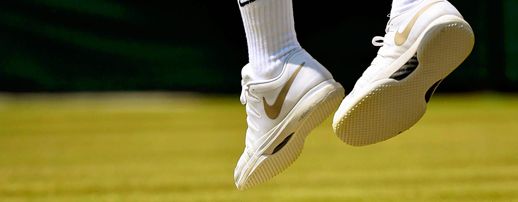 Wimbledon Mens Tennis Shoes