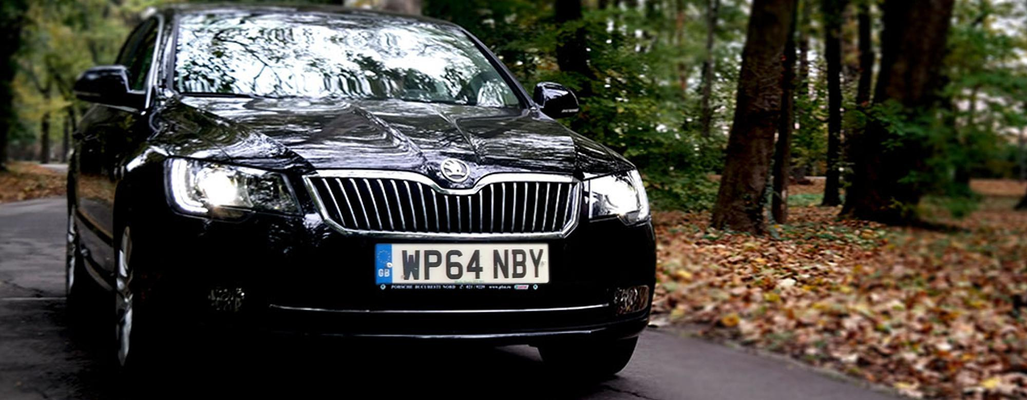 Welwyn Private Hire Skoda Octavia Taxi