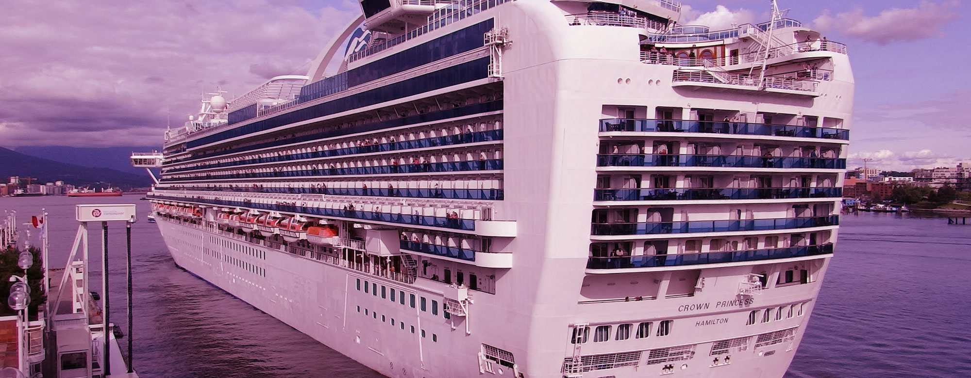 Crown Princess Liner