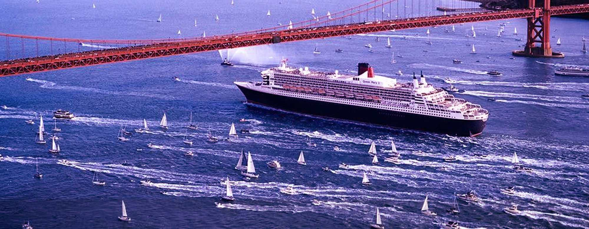 Queen Mary Sanfrancisco