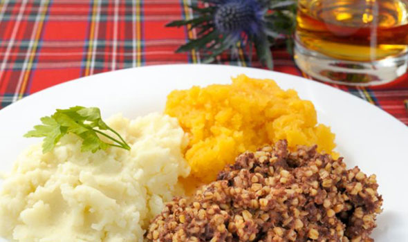 Haggis Supper
