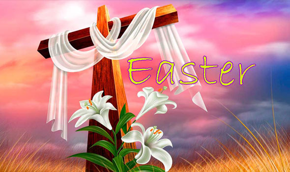 easter holy cross